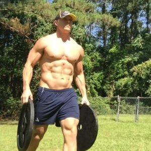 Jason Harle combines his experience as a farmer student athlete, and personal training to help you get as fit as a farmer.