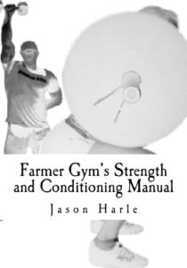 Jason Harle publishes training manuals with various fitness plans.